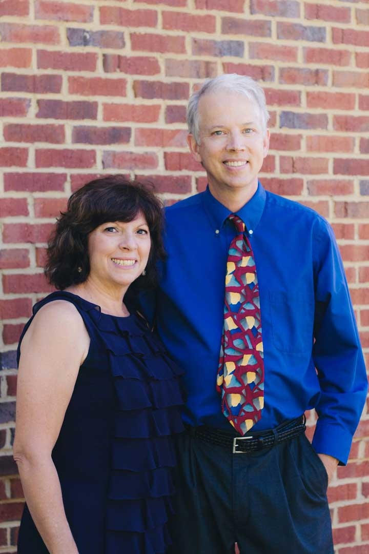 Dr. Hugh Smaltz and Dr. Brenda Barrow Smaltz